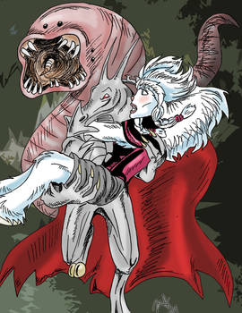 Nemesis The Warlock and Varcel