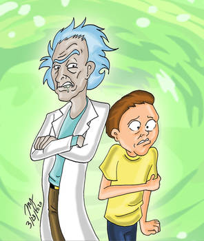 Rick And Morty My Style