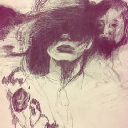 Procrastination Sketch by infinisea