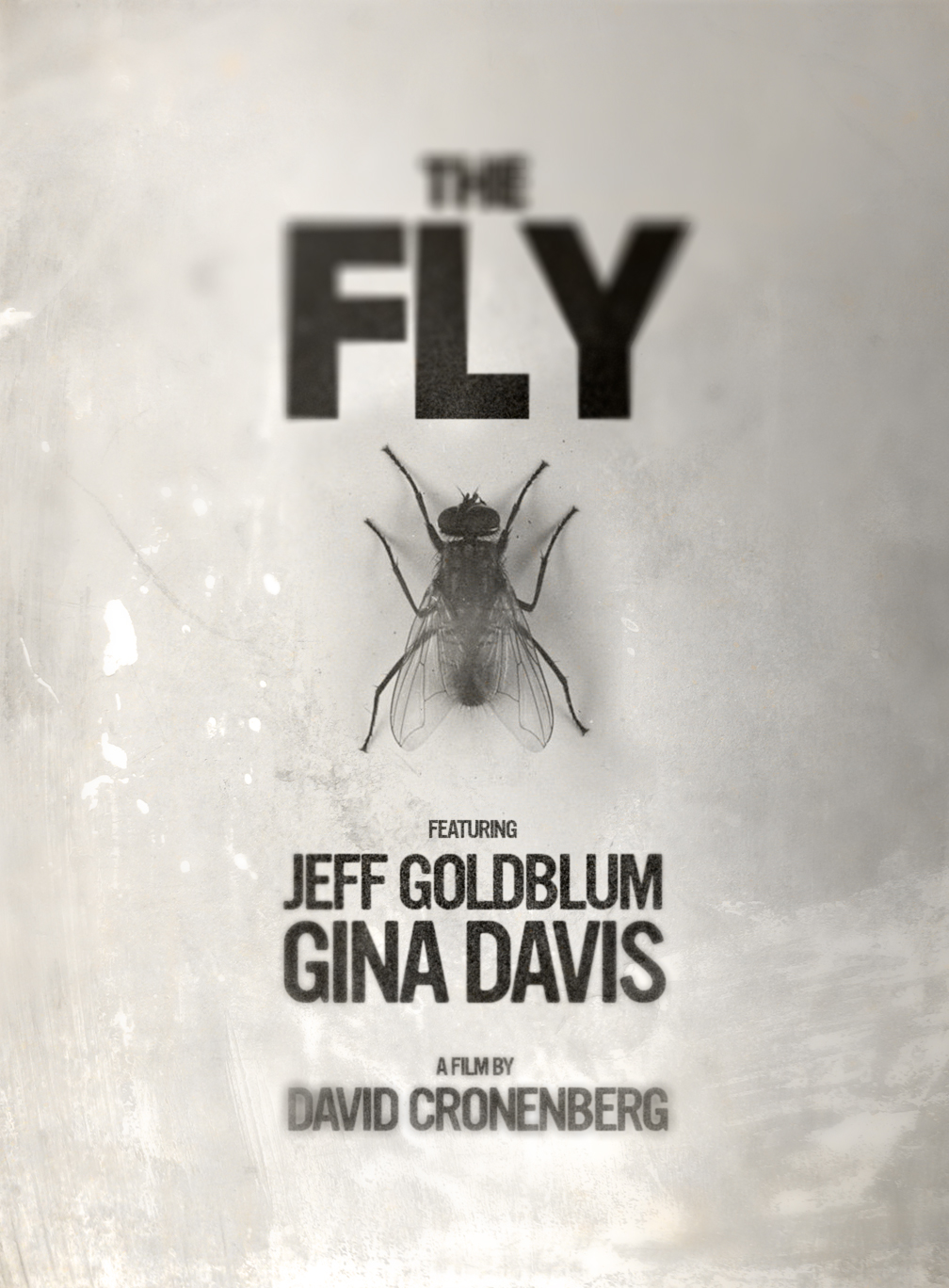 The Fly - Poster Remake by stevenandrew
