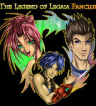 Legend of Legaia Fanclub ID by soohong