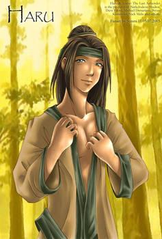 Avatar Last Airbender Haru By Soohong On Deviantart