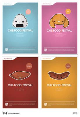 CHS Food Festival 2010