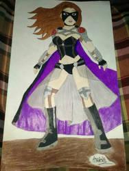 My Marvel OC by Ana Smith