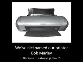 Our Printer by Van-helsa124