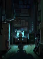 Evil Bellwether by artist-Limka