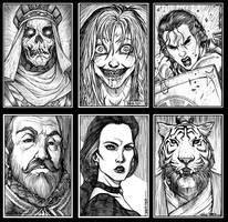 Ravenloft Portraits 2