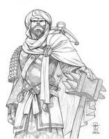 Trade Prince Credar Kassan of the Great Dune by Everwho