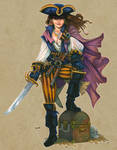 Freeport - Cecile The Freebooter
