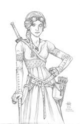Roxanne D'Aramis (Pathfinder Version)