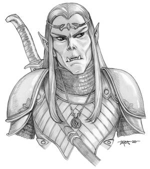 Andunion the Elf-Orc