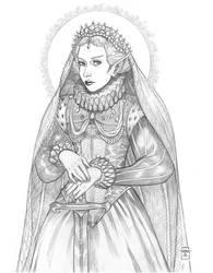 Faerie Queen Elizabeth I