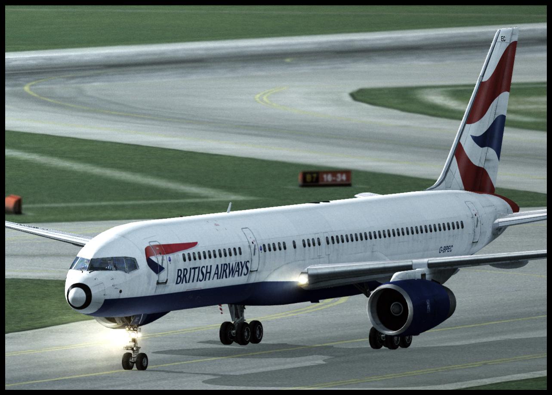 Flying Way :: - [FSX] أسطول الخطوط الجويةة البريطانيـــةة