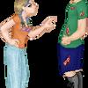 ESTA: Lily and Galvin by alexandravan5