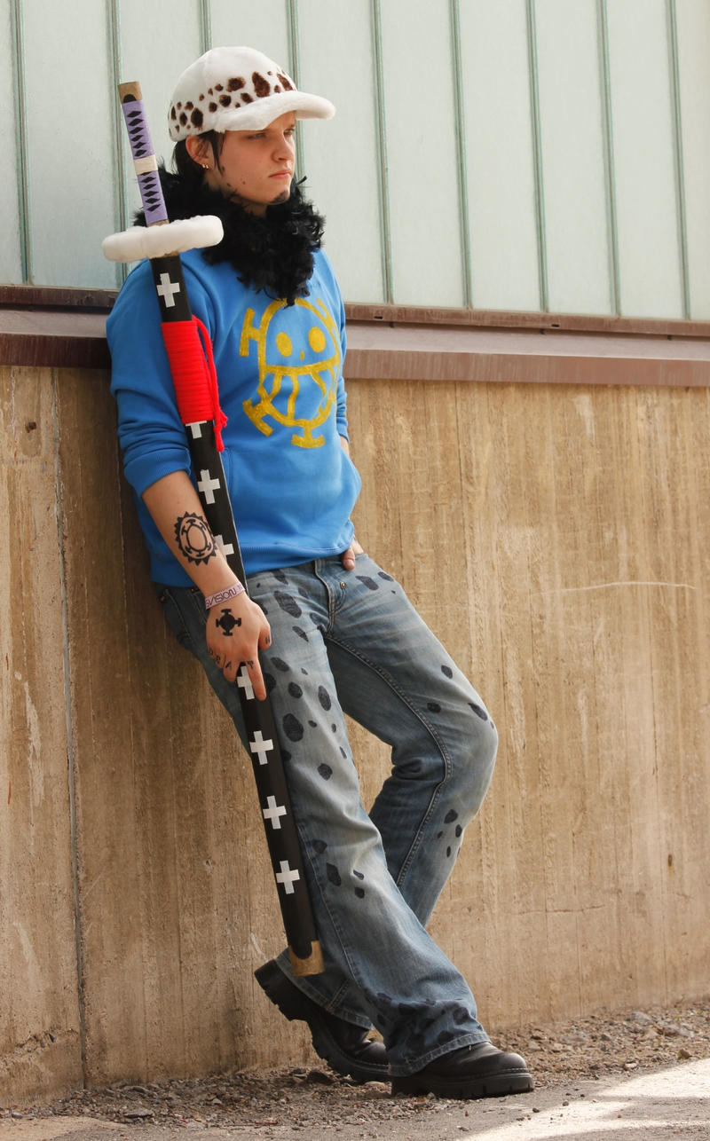 Hapsu Cosplay - Trafalgar Law by Hapsu-cosplay