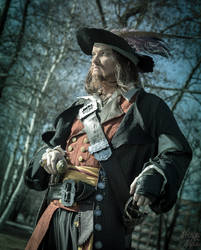 Hapsu Cosplay - Captain Barbossa II