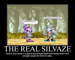 The Real Silvaze by SkylertTH
