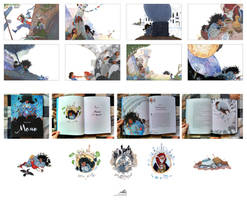 Momo (illustrations, book) by valuing-a-life