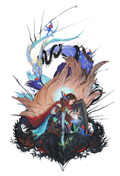 Protector of the iris cradle