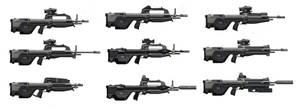 Halo Battle Rifle