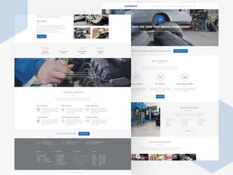 Car Service - Mechanic Auto Shop WordPress Theme