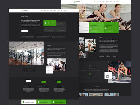 Gymbase - Gym Fitness WordPress Theme