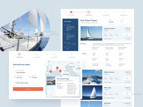 Boat and Yacht Charter Booking System for WordPres