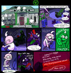 Mr. L's Haunted Mansion page 4