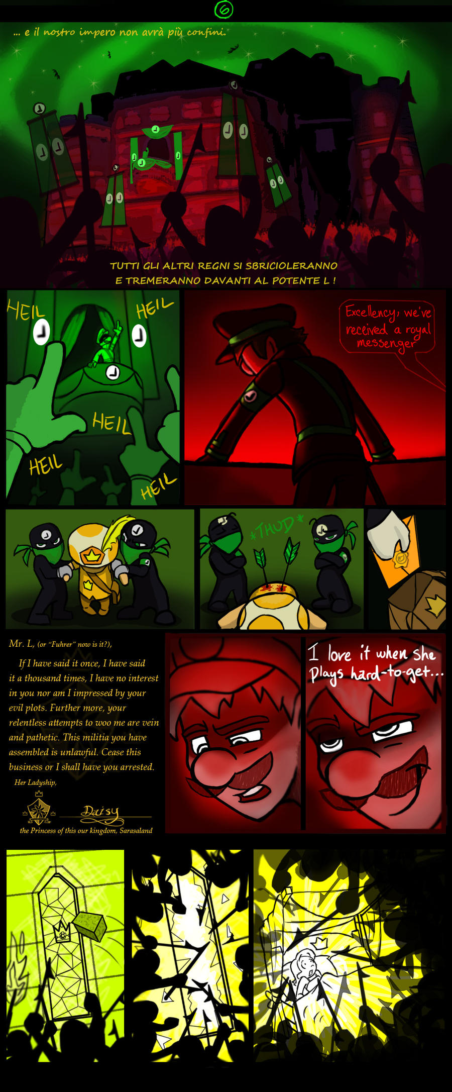 mr  l u0026 39 s haunted mansion page 6 by angry