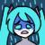 Hatsune Miku Icon Sad