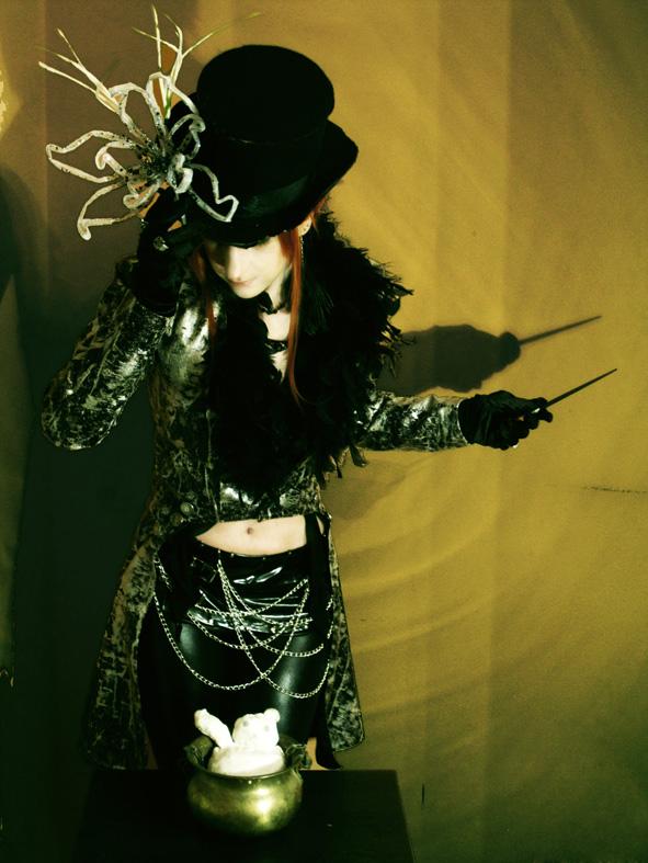 Magician by Tsu-yaa