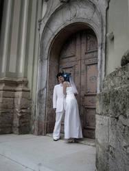 Vegeta Bulma wedding
