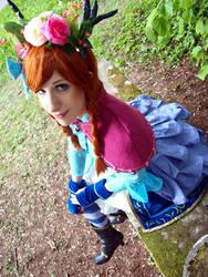 Anna (noflutter fanart version)