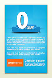 Cashman smart Business Poster