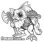 Fish Dwarf