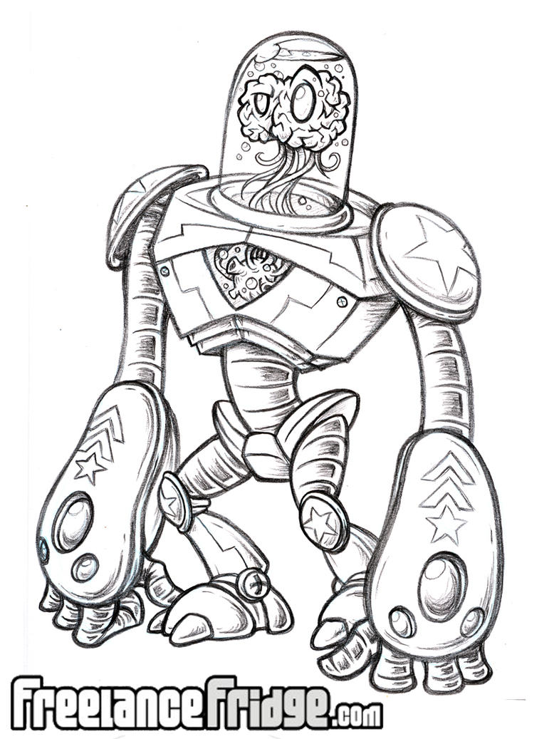 Aliens Robot Name Robotic Aliens