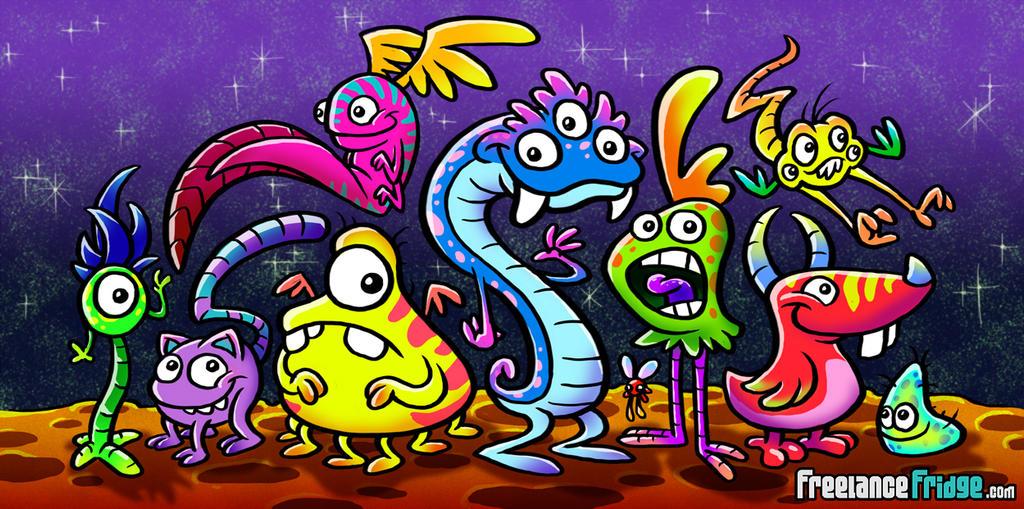 alien cartoon show - photo #33