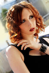 Ginger and Fashionable by Stephvanrijn