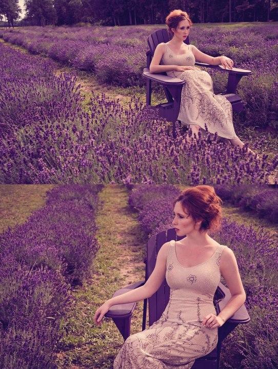 Romantic Fields by Stephanie-van-Rijn