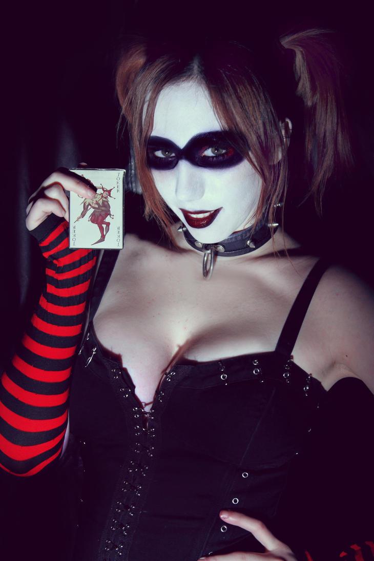 Harley Quinn, series 1 by Stephanie-van-Rijn