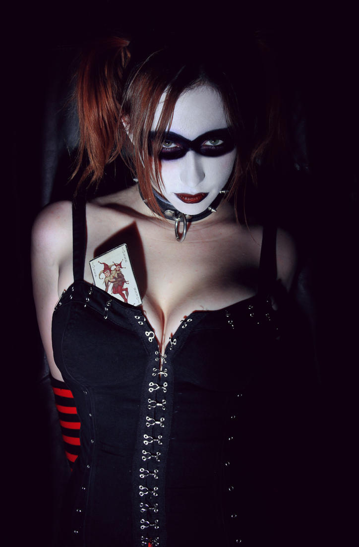 Harley Quinn 2, series 1 by Stephanie-van-Rijn