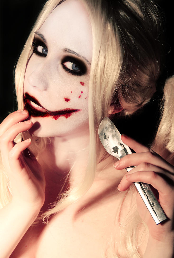 Look Puddin, now I'm just like you by Stephanie-van-Rijn