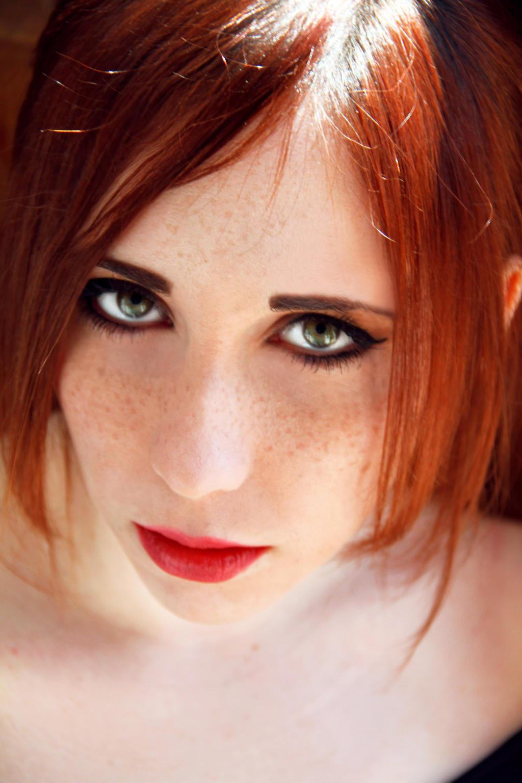 Gingy Look by Stephanie-van-Rijn