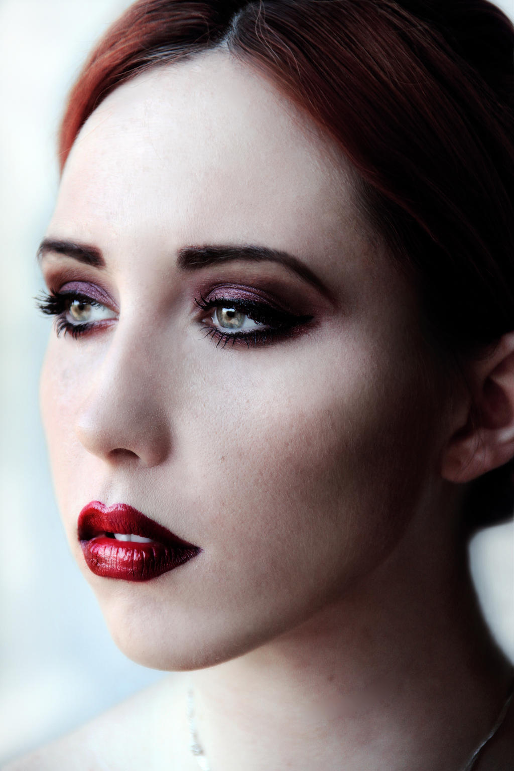 Dramatic Look by Stephanie-van-Rijn