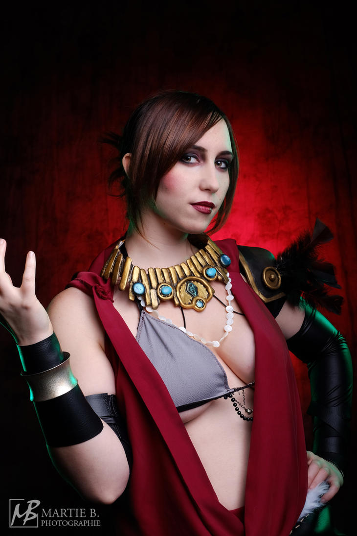 Morrigan 4 by Stephvanrijn