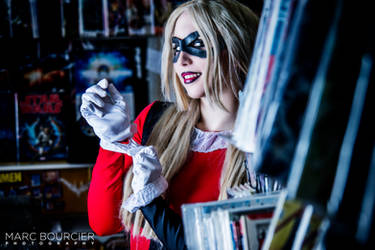Harley Quinn One piece 2 by Stephvanrijn