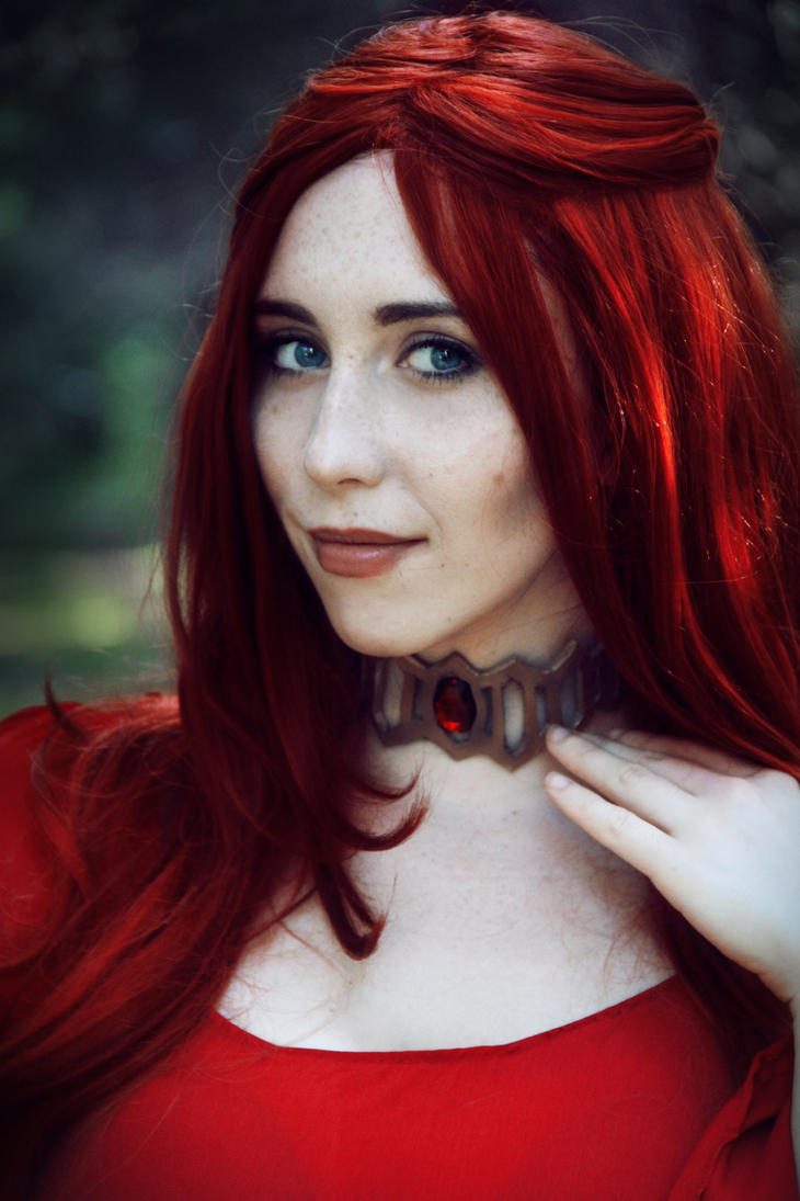 Melisandre 2 by Stephvanrijn