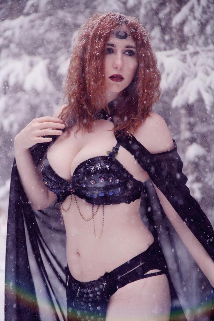 Black Frost 1 by Stephvanrijn