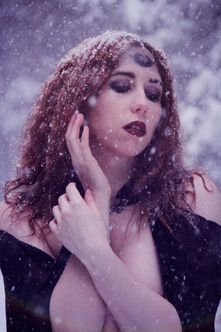 Black Frost 3 by Stephanie-van-Rijn