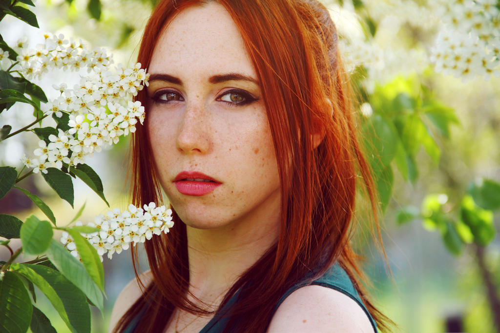 Freckles Land by Stephvanrijn